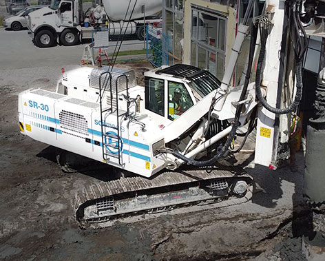 Driven Piling Vancouver