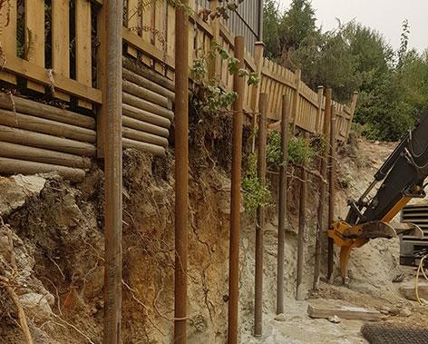 Shoring Construction Canada